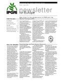 News Letter for Europe