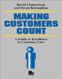 Making Customers Count Book PDF