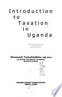Introduction to Taxation in Uganda