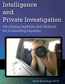 INTELLIGENCE AND PRIVATE INVESTIGATION