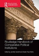 Routledge Handbook of Comparative Political Institutions Pdf/ePub eBook