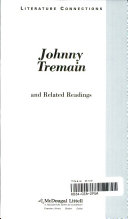 Johnny Tremain Book
