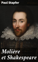 Pdf Molière et Shakespeare Telecharger