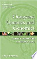 Oomycete Genetics And Genomics Book PDF