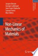 Non Linear Mechanics Of Materials Book PDF