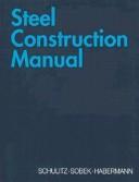 Steel Construction Manual