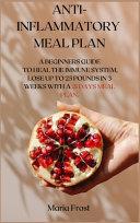 Anti Inflammatory Meal Plan Book PDF