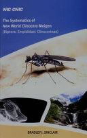 The Systematics of New World Clinocera Meigen  Diptera  Empididae  Clinocerinae
