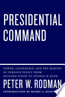 Presidential Command Book