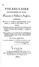 Vocabulaire encyclopédique de poche français-italien-anglais