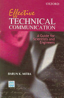 Effective Technical Communication Book PDF