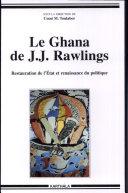 Pdf Le Ghana de J.J. Rawlings Telecharger