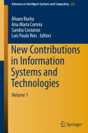 New Contributions in Information Systems and Technologies Pdf/ePub eBook