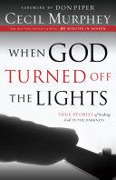 When God Turned Off the Lights Pdf/ePub eBook