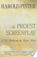 Proust Screenplay  The Book