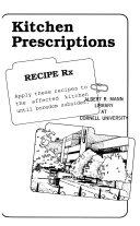Kitchen Prescriptions