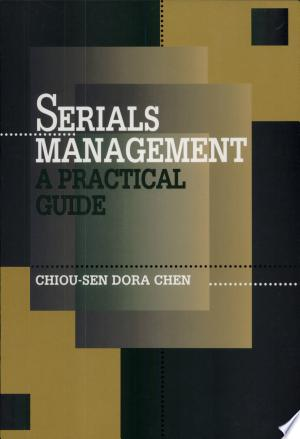Download Serials Management Free Books - Dlebooks.net
