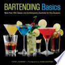 Knack Bartending Basics Book
