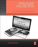 Managing Online Risk Book