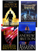 Andrew Britton Bundle: The American, The Assassin,The Invisible, The Exile