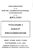 Proceedings Of The Convention