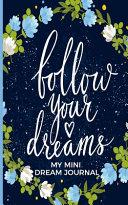 My Mini Dream Journal