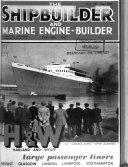 The Shipbuilder and Marine Engine builder Book