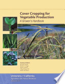 Cover Cropping for Vegetable Production