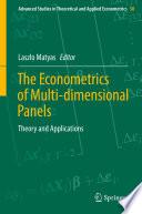 The Econometrics of Multi dimensional Panels