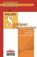 Pdf Les grands auteurs en systèmes d'information Telecharger