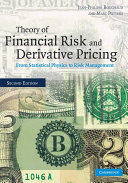 Theory of Financial Risk and Derivative Pricing
