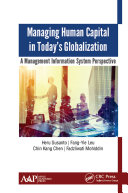 Managing Human Capital in Today's Globalization Pdf/ePub eBook