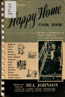 Happy Home Cook Book