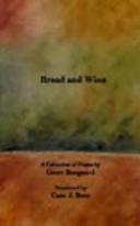 Bread and Wine Book PDF