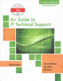 A+ Guide to It Technical Support + Lms Integrated for Mindtap PC ...