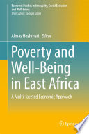 Poverty and Well Being in East Africa