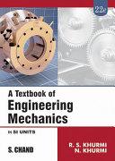 A Textbook of Engineering Mechanics Pdf/ePub eBook