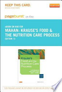 Krause's Food & the Nutrition Care Process - Pageburst E-Book on Kno (Retail Access Card)