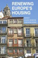 Renewing Europe s housing
