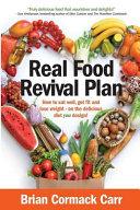 Real Food Revival Plan