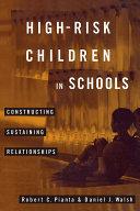 High Risk Children In Schools