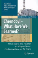 Chernobyl - What Have We Learned?