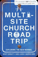 A Multi-Site Church Roadtrip