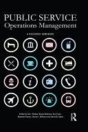 Public Service Operations Management Pdf/ePub eBook