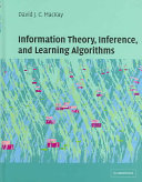 Pdf Information Theory, Inference and Learning Algorithms