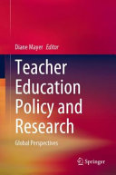 Teacher Education Policy And Research
