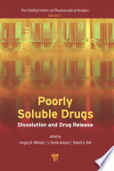 Poorly Soluble Drugs Book