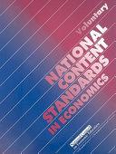 Voluntary National Content Standards in Economics