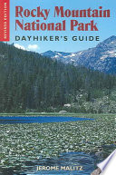 Rocky Mountain National Park Dayhiker S Guide Book