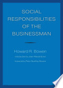 Social Responsibilities Of The Businessman